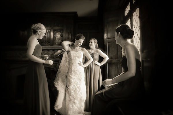 wedding photo by Edmonson Weddings