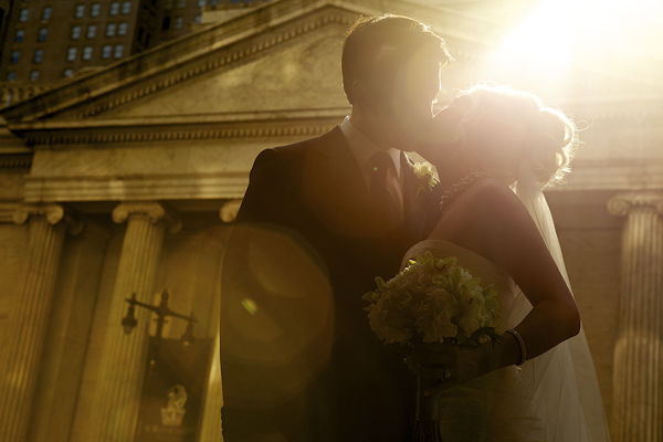 wedding photo by Langdon Photography