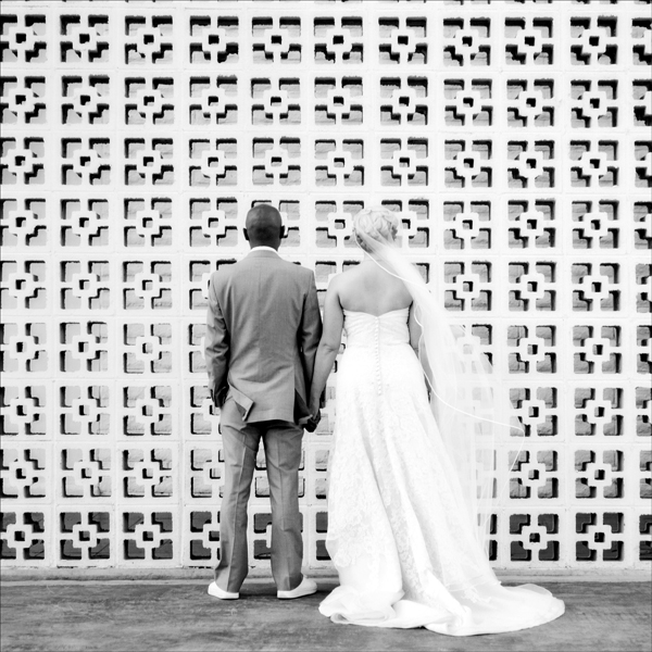 wedding photo by Yvette Roman Photography