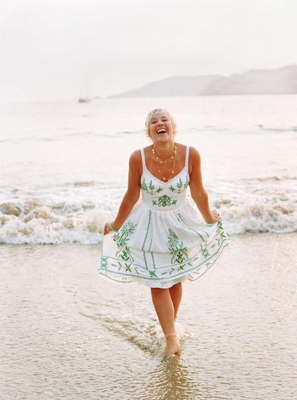 Emerald Green Beach Wedding Inspiration Wedding Inspiration Board