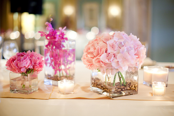 Amazing Pink Hydrangea And Peony Centerpieces Wedding Photo By Interior Design Ideas Oteneahmetsinanyavuzinfo