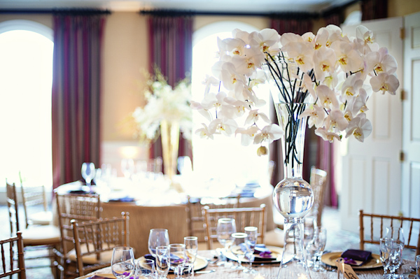 Brilliant White Orchid Centerpiece Wedding Photo By Top Atlanta Download Free Architecture Designs Grimeyleaguecom