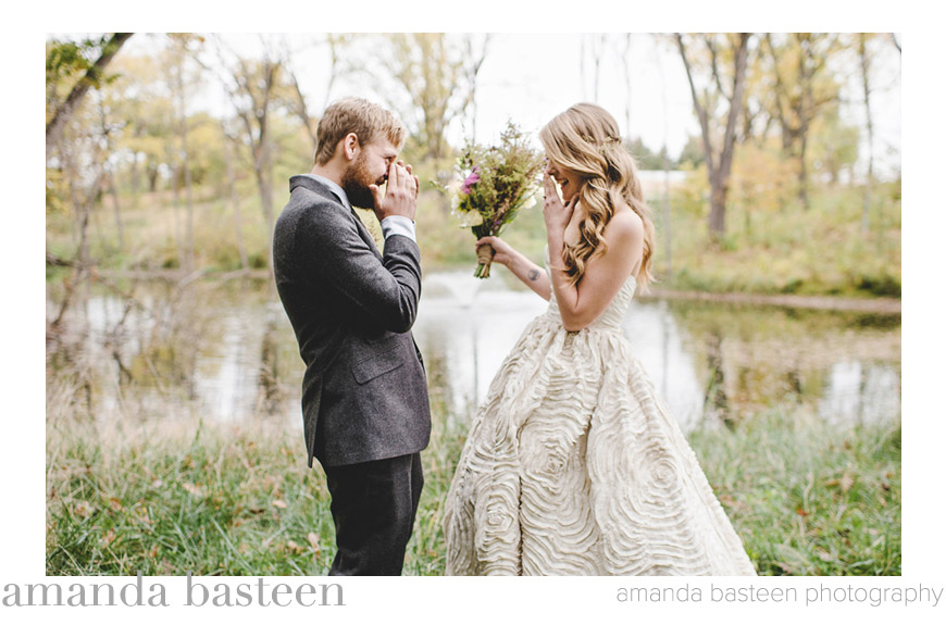 Best Wedding Photo Of 2017 Amanda Bas Photography Iowa Photographer