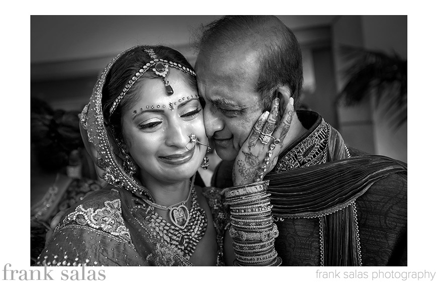 Best Wedding Photo of 2013 - Frank Salas of Frank Salas Photography - California wedding photographer