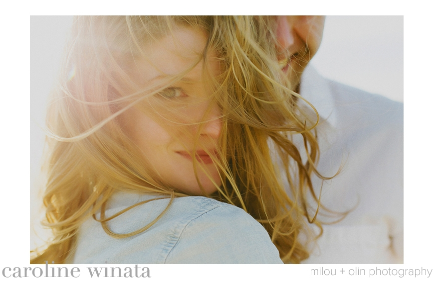 Best Engagement Photo of 2014 - Caroline WInata of Milou and Olin Photography - California wedding photographer