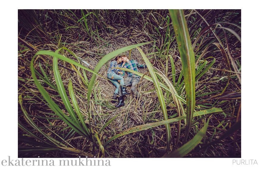Best Engagement Photo of 2014 - Ekaterina Mukhina of PURLITA - Russia wedding photographer