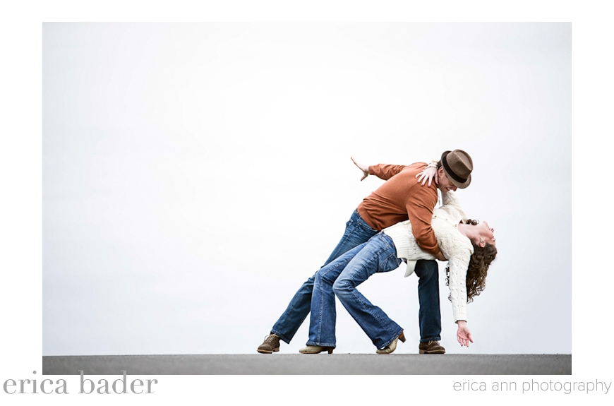 Best Engagement Photo of 2014 - Erica Bader of Erica Ann Photography - Oregon wedding photographer