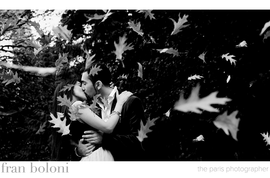 Best Engagement Photo of 2014 - Fran Boloni of The Paris Photographer  - France wedding photographer