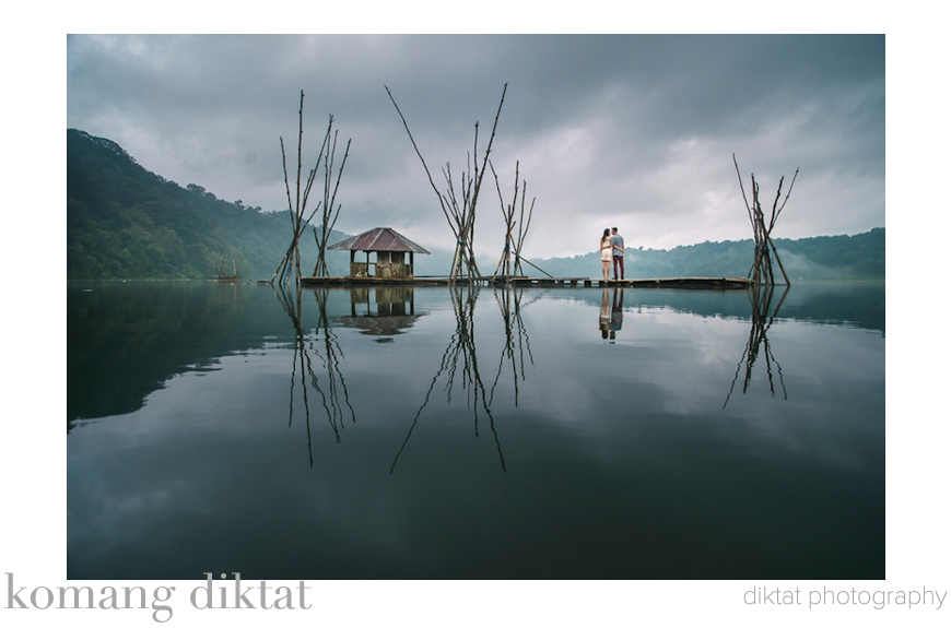 Best Engagement Photo of 2014 - Komang Diktat of Diktat Photography - Indonesia wedding photographer