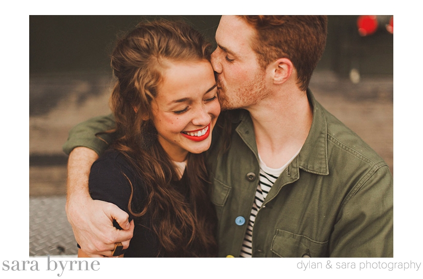 Best Engagement Photo of 2014 - Sara Byrne of Dylan and Sara Photography - Oregon wedding photographer