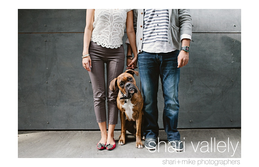 Best engagement photo 2013 - Shari Vallely of Shari+Mike Photographers - Vancouver, British Columbia