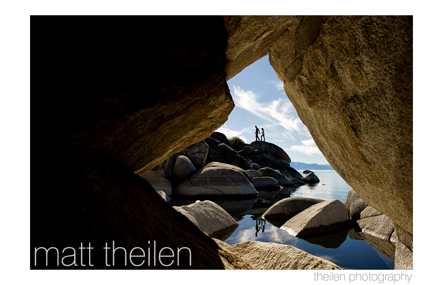 Best engagement photo 2013 - Matt Theilen of Theilen Photography - Nevada