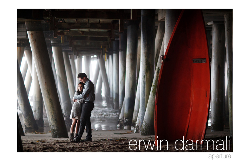 Best engagement photo 2013 - Erwin Darmali of Apertura - Los Angeles, California