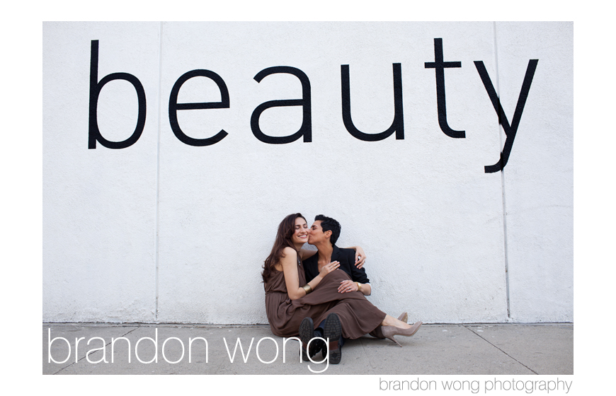 Best engagement photo 2013 - Brandon Wong of Brandon Wong Photography - Irvine, California