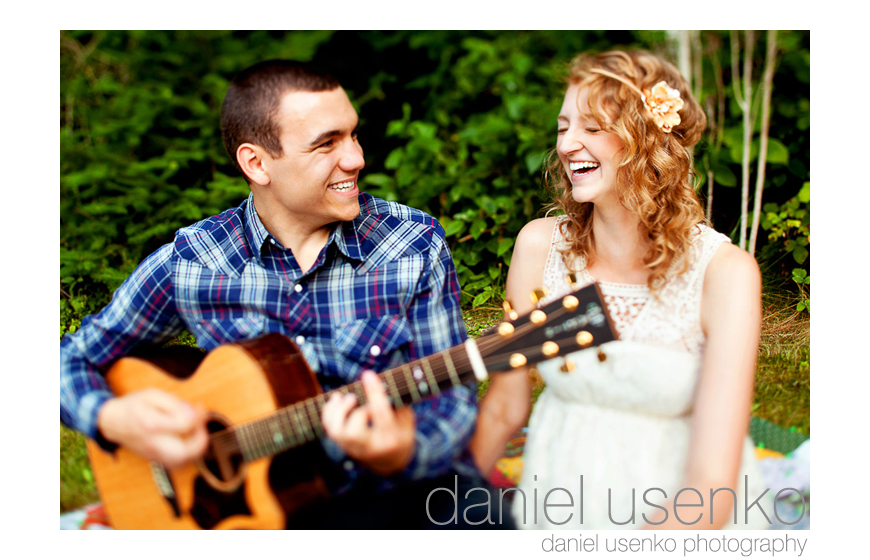 Best engagement photo 2013 - Daniel Usenko of Daniel Usenko Photography - Seattle, Washington
