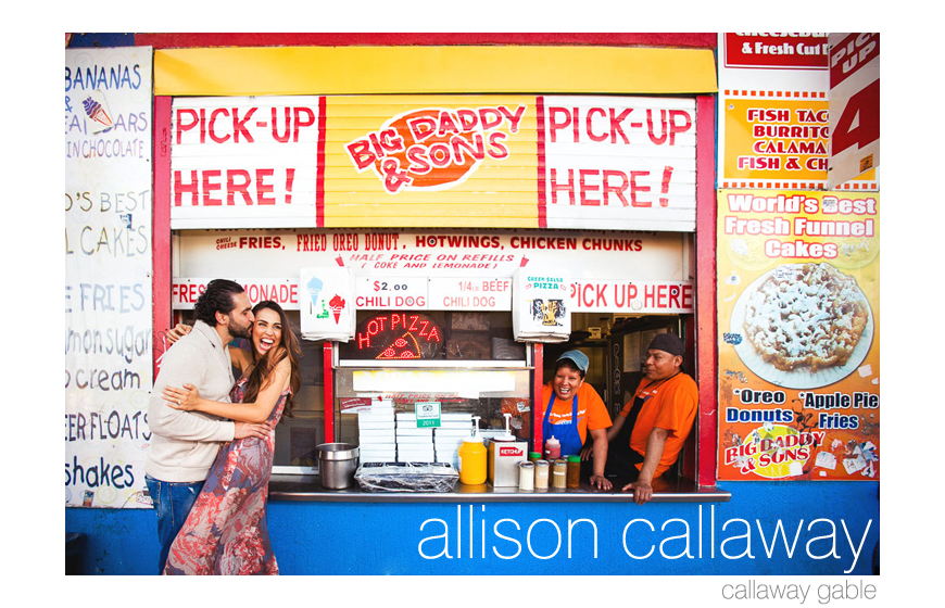 Best engagement photo 2013 - Allison Callaway of Callaway Gable - Los Angeles, California
