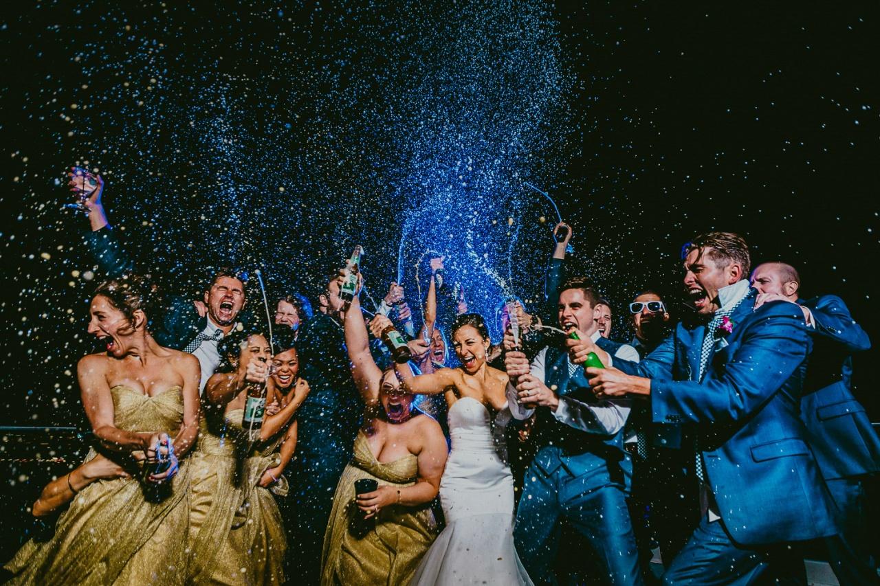 wedding reception photography lighting