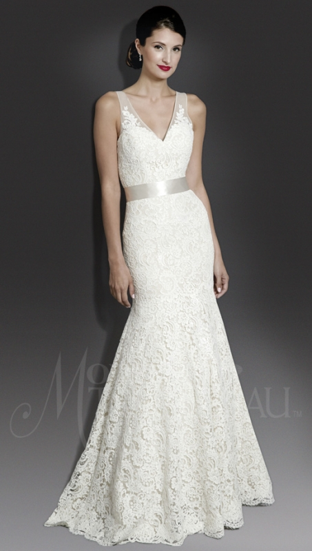 Modern Trousseau - Fall 2014 Bridal Collection - The Noa Dress</p>