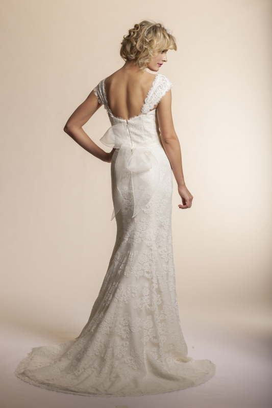 Amy Kuschel - 2013 Bridal Collection - Azelea Wedding Dress