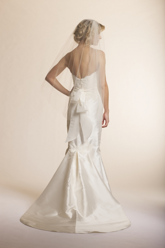 Amy Kuschel - 2013 Bridal Collection - Brooke Wedding Dress
