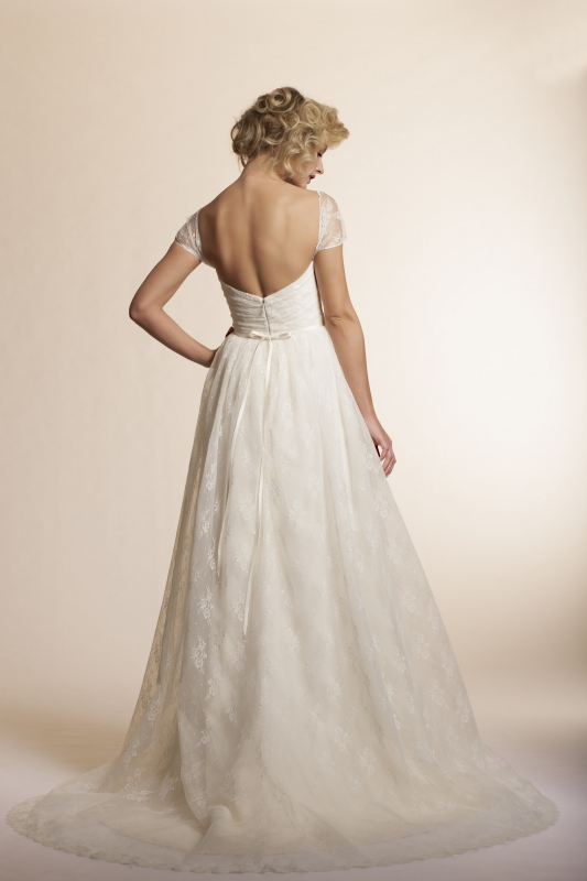Amy Kuschel - 2013 Bridal Collection - Meadow Wedding Dress
