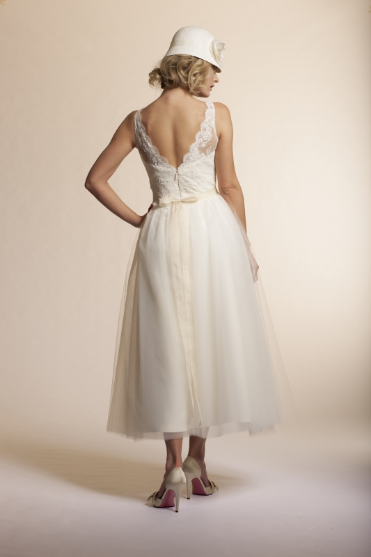 Amy Kuschel - 2013 Bridal Collection - Mimosa Wedding Dress