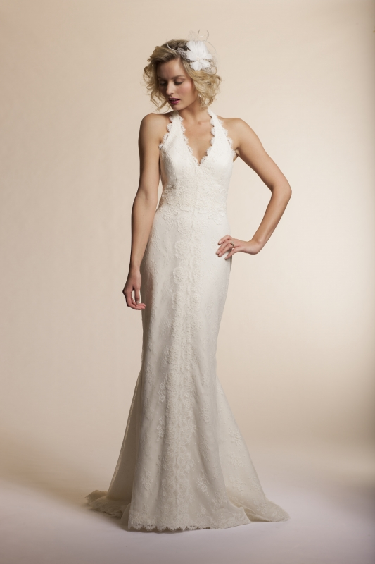 Amy Kuschel - 2013 Bridal Collection - Saffron Wedding Dress