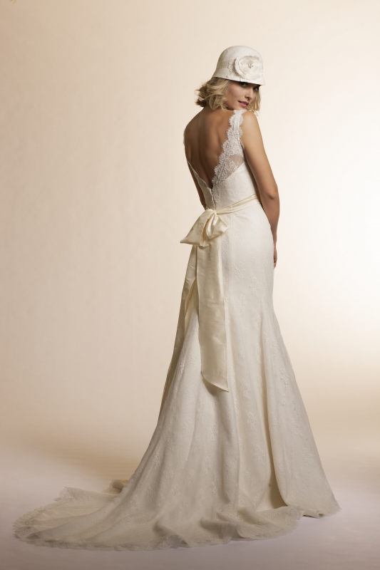 Amy Kuschel - 2013 Bridal Collection - Sierra Wedding Dress