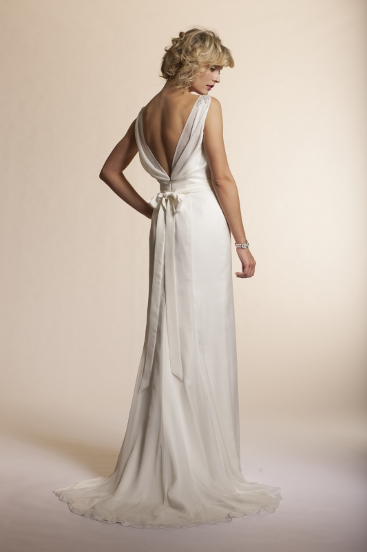 Amy Kuschel - 2013 Bridal Collection - Sloane Wedding Dress