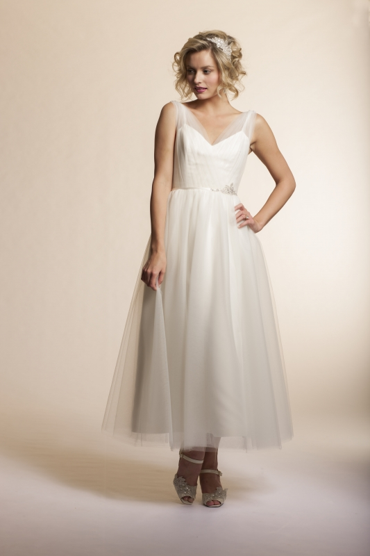 Amy Kuschel - 2013 Bridal Collection - Summer Wedding Dress