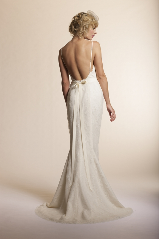Amy Kuschel - 2013 Bridal Collection - Willow Wedding Dress