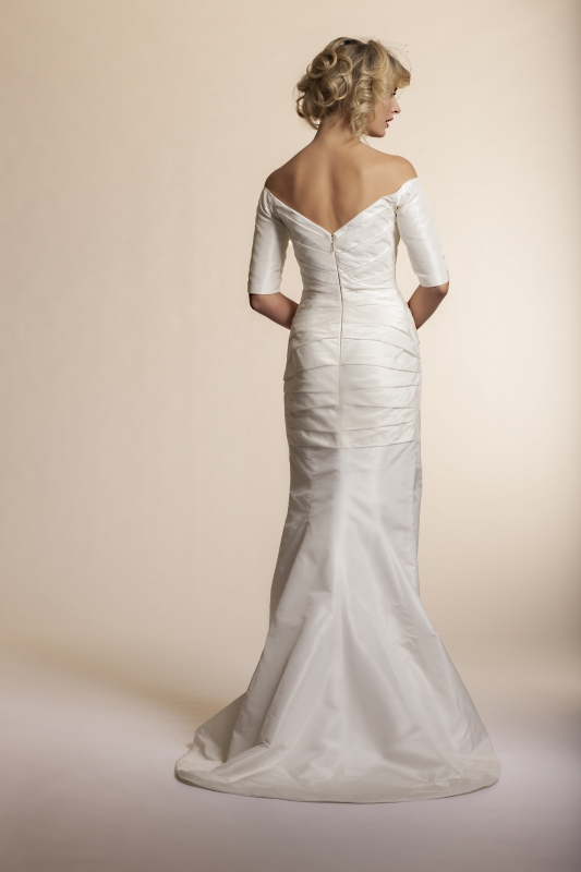 Amy Kuschel - 2013 Bridal Collection - Wisteria Wedding Dress