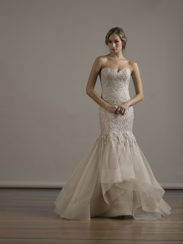 Liancarlo - Fall 2015 Bridal Collection