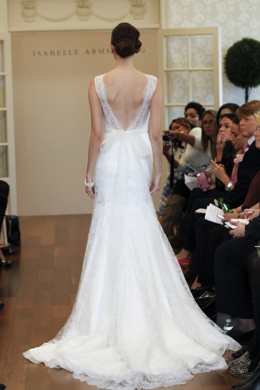 Isabelle Armstrong Wedding Dresses - Fall 2015 Bridal Collection ...