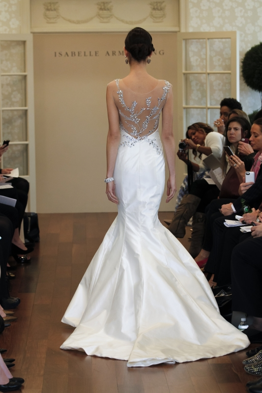 Isabelle Armstrong - Fall 2015 Bridal Collection