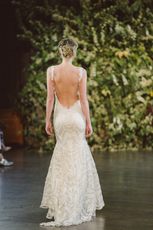 Claire Pettibone - Fall 2015 Bridal Collection