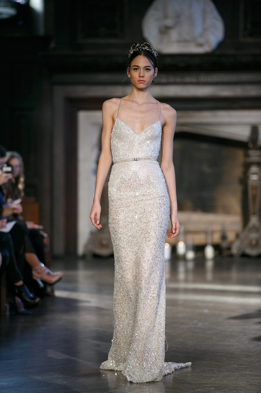 Inbal Dror - Fall 2015 Bridal Collection