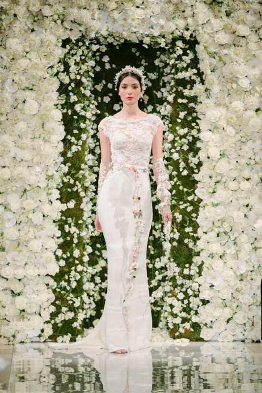 Reem acra wedding dresses fall 2015 bridal collection junebug reem acra fall 2015 bridal collection junglespirit Gallery