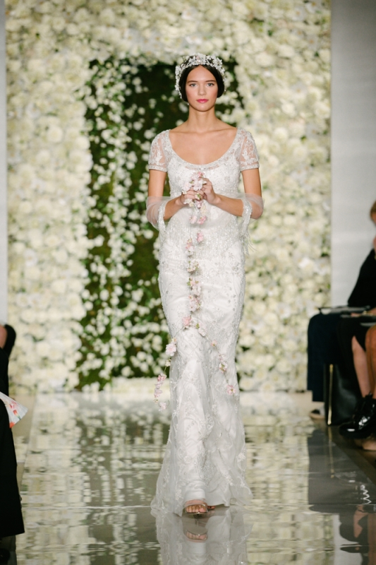 Reem Acra - Fall 2015 Bridal Collection