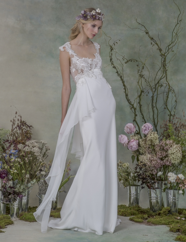 Elizabeth Fillmore - Fall 2015 Bridal Collection - Ivy