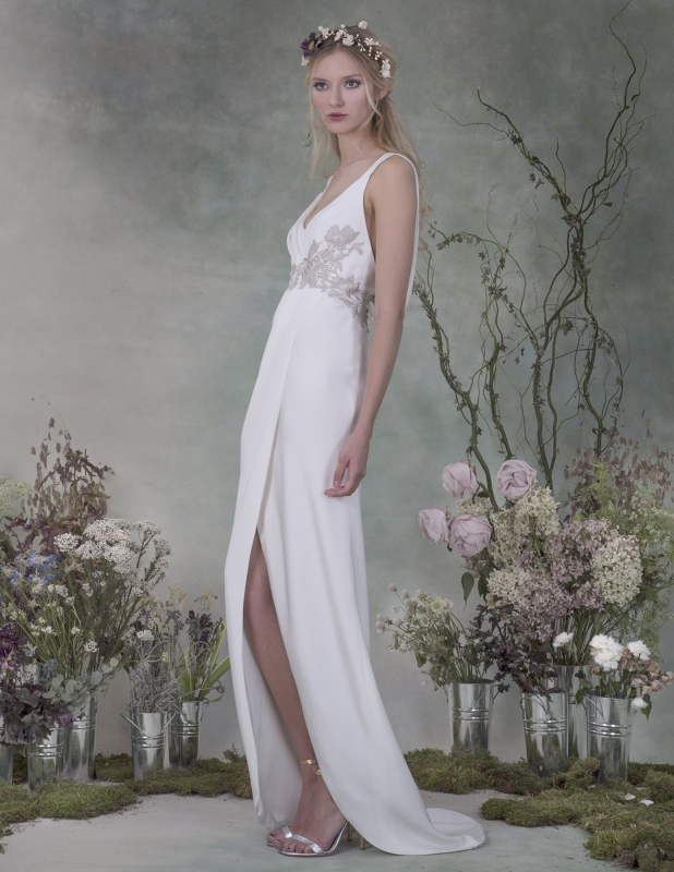 Elizabeth Fillmore - Fall 2015 Bridal Collection - Lara