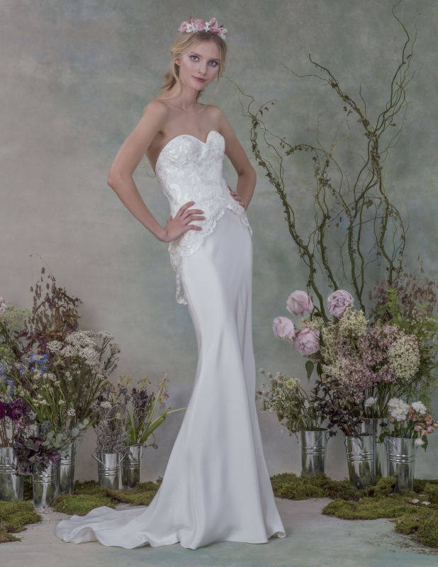 Elizabeth Fillmore - Fall 2015 Bridal Collection - Noelle
