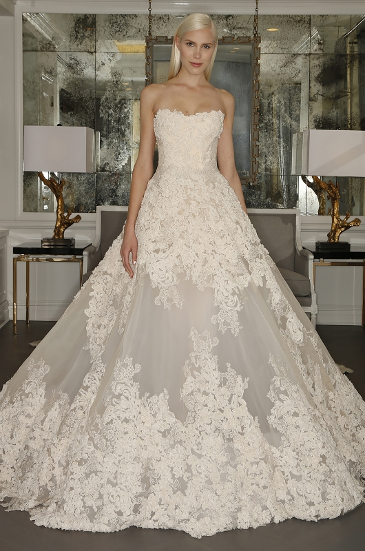 Romona Keveza - Fall 2015 Bridal Collection