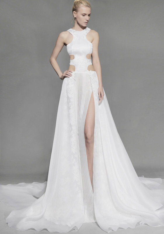 Victoria KyriaKides - Spring Summer 2016 Haute Couture Bridal Collection - Dione