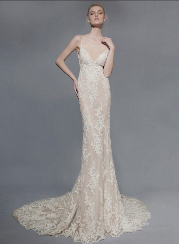 Victoria KyriaKides - Spring Summer 2016 Haute Couture Bridal Collection - Iole