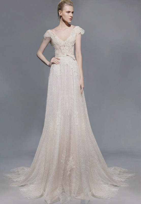 Victoria KyriaKides - Spring Summer 2016 Haute Couture Bridal Collection - Rhode