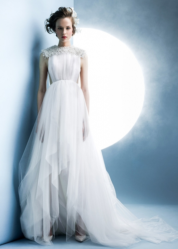 Angel Sanchez - Spring 2016 Bridal Collection