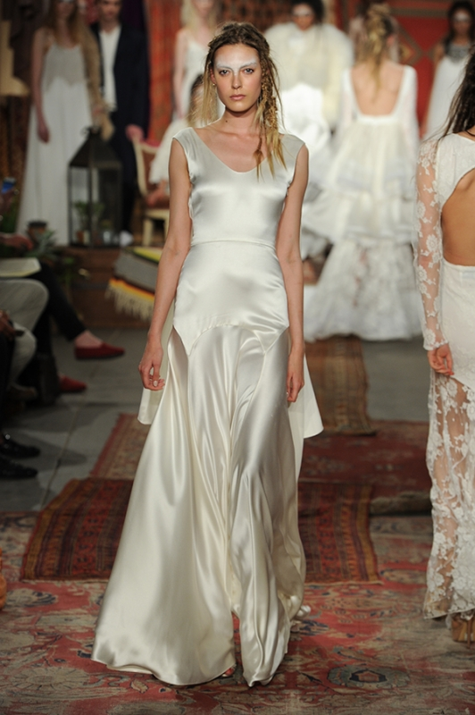 Houghton - Spring Summer 2016 Bridal Collection
