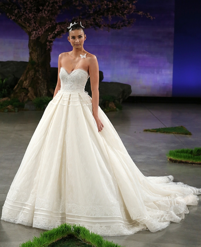 Couture Wedding Dresses And Bridal Gowns: Ines Di Santo Wedding Dresses