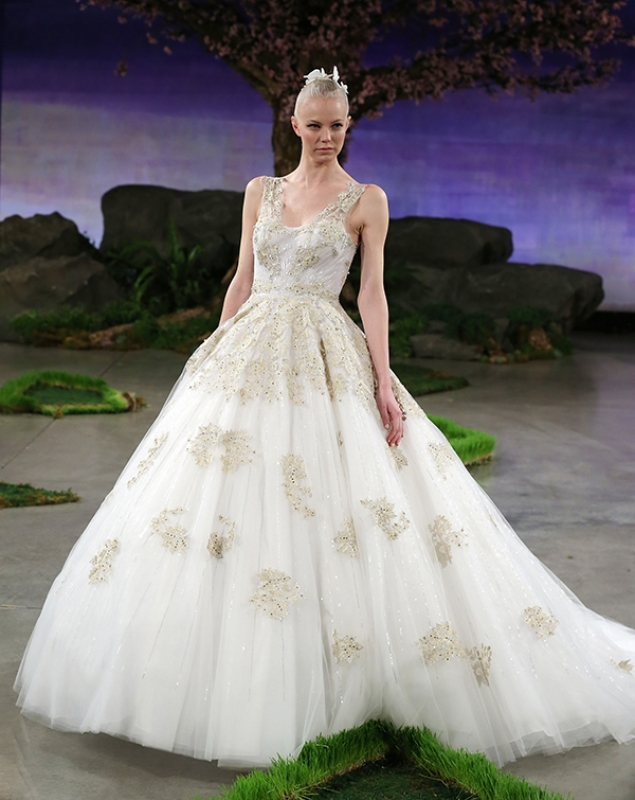 Ines Di Santo Wedding Dresses   Spring Summer Couture Bridal ...